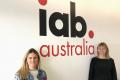Sonia Carreno visiting IAB Australia