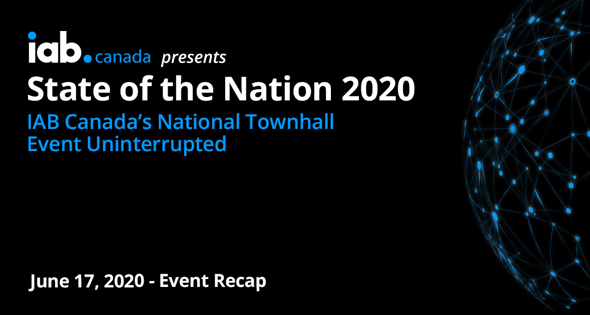 State of the Nation 2020 Event Recap